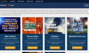 BetRivers-Sportsbook-Michigan Promotions