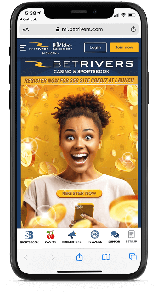 betrivers-casino-michigan-app